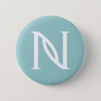 Bóton Redondo 5.08cm Botão do sócio da marca do Nerium