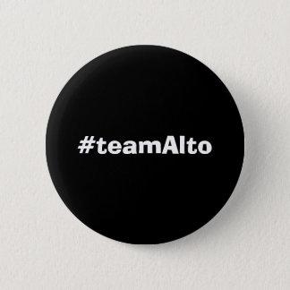 Bóton Redondo 5.08cm Botão do #teamAlto
