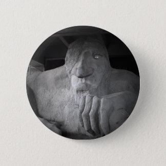 Bóton Redondo 5.08cm Botão do troll de Seattle Fremont