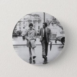 Bóton Redondo 5.08cm botão do woodstein