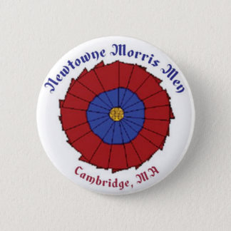 Bóton Redondo 5.08cm Botão dos homens de Newtowne Morris