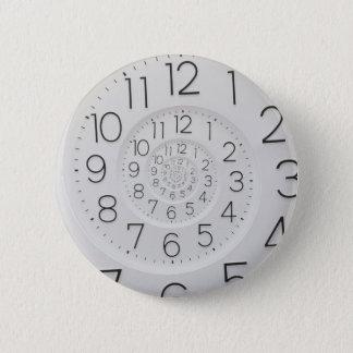 Bóton Redondo 5.08cm Botão espiral de Droste do pulso de disparo