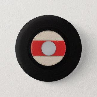 Bóton Redondo 5.08cm Botão gravado 45
