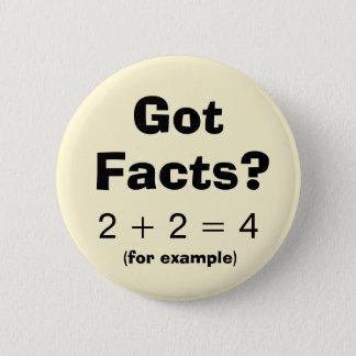 Bóton Redondo 5.08cm Botão obtido do exemplo do problema de matemática