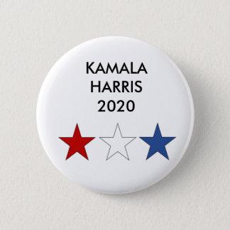 Bóton Redondo 5.08cm Botão presidencial de Kamala Harris 2020