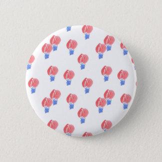 Bóton Redondo 5.08cm Botão redondo padrão dos balões de ar