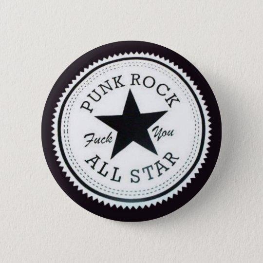 Bóton Redondo 5.08cm Botão redondo Punk Rock
