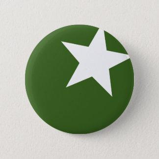 Bóton Redondo 5.08cm Botão verde de Pak