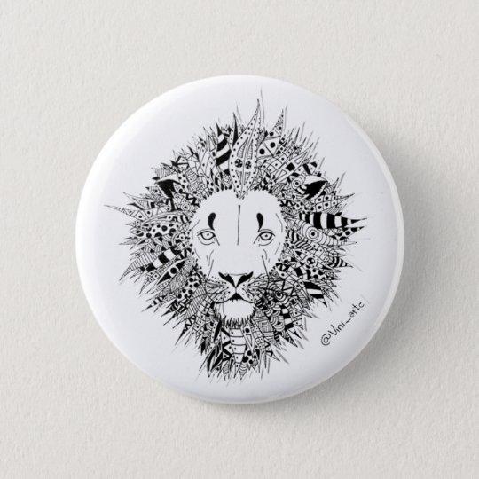 Bóton Redondo 5.08cm Bóton Lion
