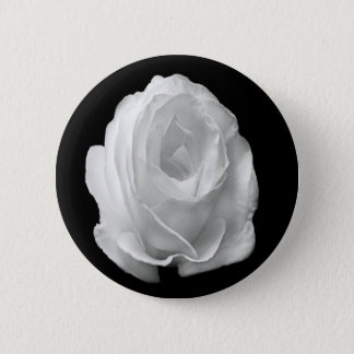 Bóton Redondo 5.08cm branco-rosa-em--preto-fundo