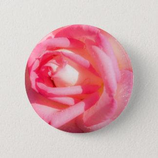 Bóton Redondo 5.08cm Brandamente rosa