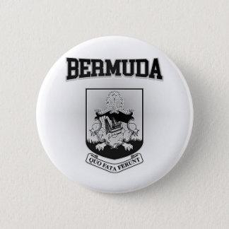 Bóton Redondo 5.08cm Brasão de Bermuda