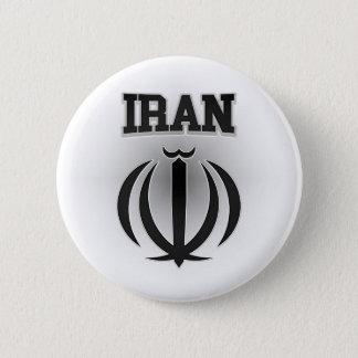 Bóton Redondo 5.08cm Brasão de Irã