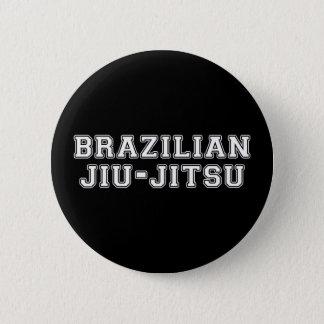 Bóton Redondo 5.08cm Brasileiro Jiu Jitsu