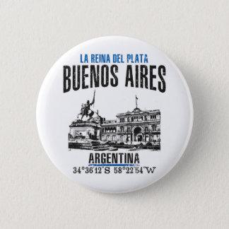 Bóton Redondo 5.08cm Buenos Aires