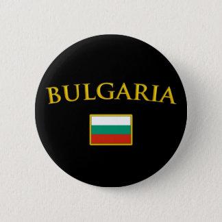 Bóton Redondo 5.08cm Bulgária dourada
