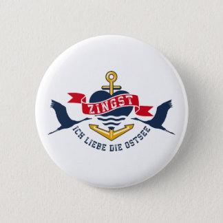 Bóton Redondo 5.08cm Button de mar báltico