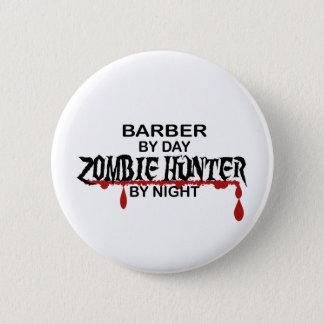 Bóton Redondo 5.08cm Caçador do zombi do barbeiro