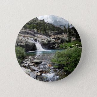 Bóton Redondo 5.08cm Cachoeira do cruzamento da cicuta - serra