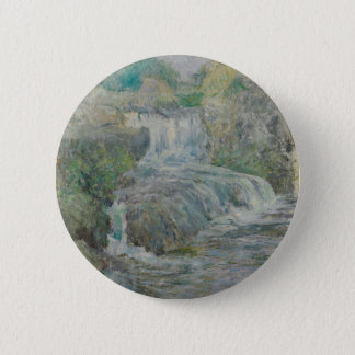 Bóton Redondo 5.08cm Cachoeira - John Henry Twachtman