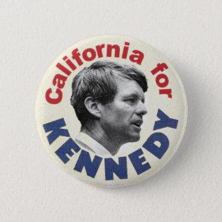 Bóton Redondo 5.08cm Califórnia para o botão de Kennedy