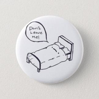 Bóton Redondo 5.08cm Camisa e roupa da piada da cama