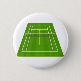 Bóton Redondo 5.08cm Campo de ténis