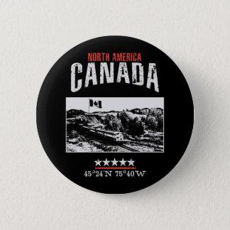 Bóton Redondo 5.08cm Canadá