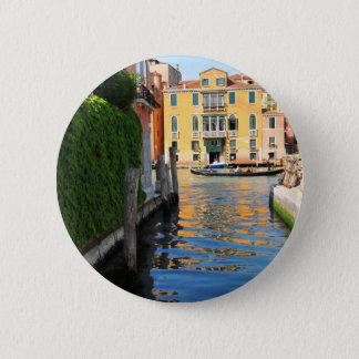 Bóton Redondo 5.08cm Canal grande, Veneza, Italia