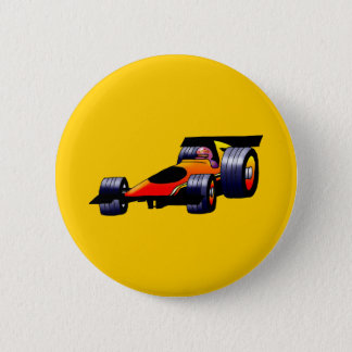 Bóton Redondo 5.08cm Carro de corridas