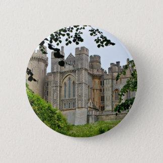 Bóton Redondo 5.08cm Castelo de Arundel, Sussex ocidental, Inglaterra