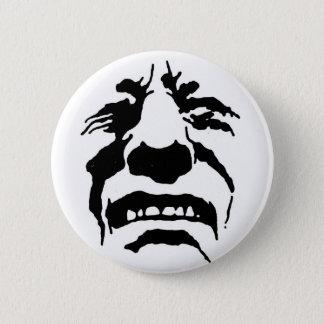 """Bóton Redondo 5.08cm """"Causou dor à cara"""" limitou o botão potencial de"""