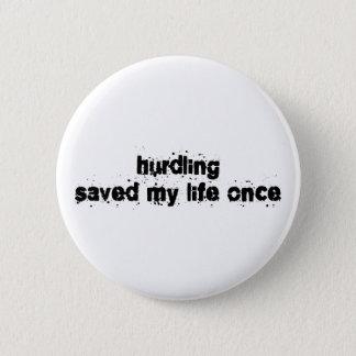 Bóton Redondo 5.08cm Cerc salvar minha vida uma vez