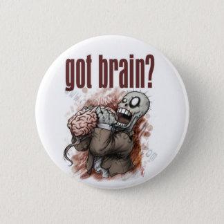 Bóton Redondo 5.08cm Cérebro obtido?