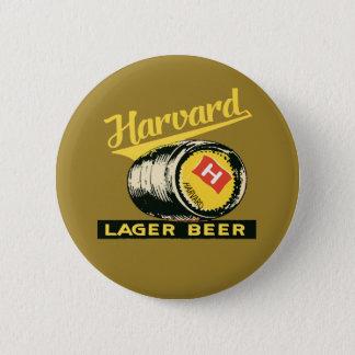 Bóton Redondo 5.08cm Cerveja de cerveja pilsen de Harvard