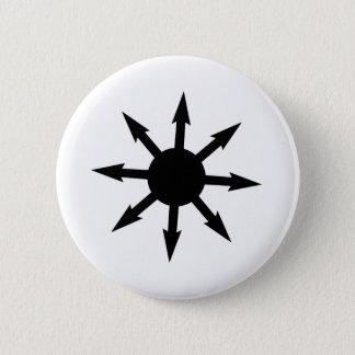 Bóton Redondo 5.08cm Chaosphere