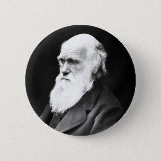Bóton Redondo 5.08cm Charles Darwin