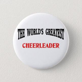 Bóton Redondo 5.08cm Cheerleader