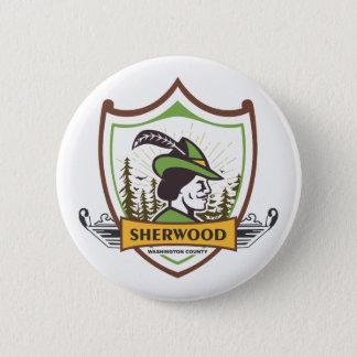 Bóton Redondo 5.08cm Cidade do mês: Sherwood