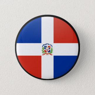 Bóton Redondo 5.08cm Círculo da bandeira da qualidade da República