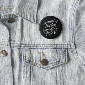 Bóton Redondo 5.08cm Citações inspiradores de inspiração do botão