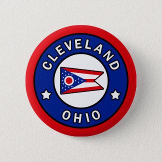 Bóton Redondo 5.08cm Cleveland Ohio