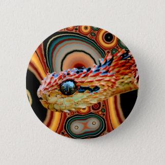 Bóton Redondo 5.08cm Cobra do círculo