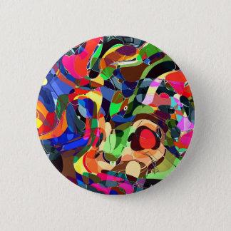 Bóton Redondo 5.08cm Colore o mashup