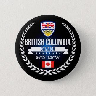 Bóton Redondo 5.08cm Columbia Britânica