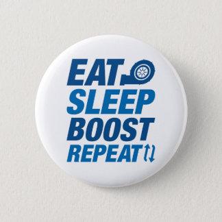 Bóton Redondo 5.08cm Coma a repetição do impulso do sono