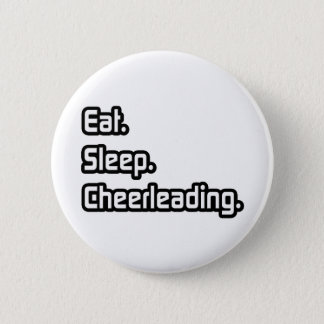Bóton Redondo 5.08cm Coma. Sono. Cheerleading.