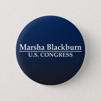 Bóton Redondo 5.08cm Congresso de Marsha Blackburn E.U.