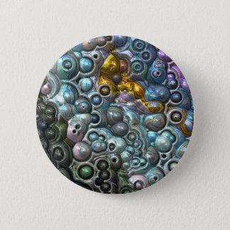 Bóton Redondo 5.08cm Conjuntos 3D coloridos