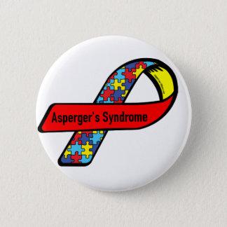 Bóton Redondo 5.08cm Consciência de Aspergers